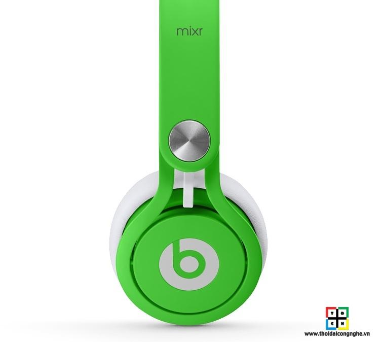 beats mixr xanh la cay