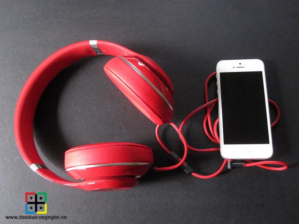 tai nghe Beats studio wireless đỏ