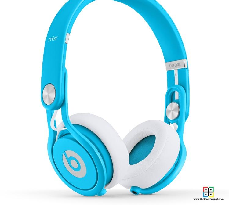 beats mixr màu xanh