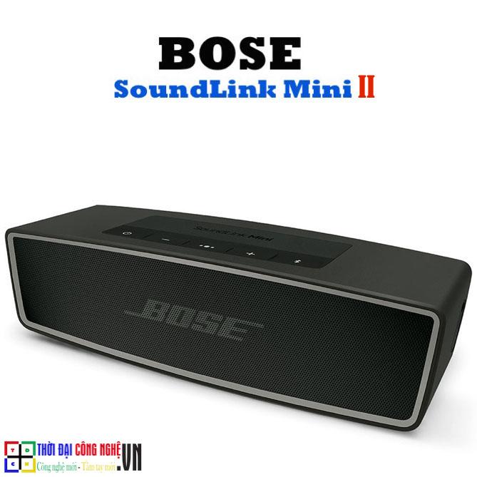 Trang ch loa nghe nh c bose loa bose soundlink mini 2 ii